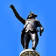 Trenton Battle Monument Poster