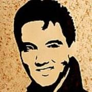 Tribute To Elvis Presley Poster