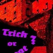 Trick Or Treat ? Poster