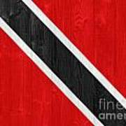 Trinidad And Tobago Flag Poster