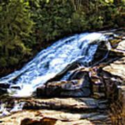 Triple Falls II Poster
