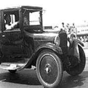 Truck Vintage Poster