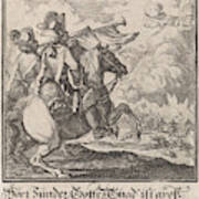 Trumpet, Caspar Luyken, Anonymous Poster