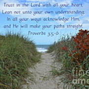 Trust In The Lord Poster