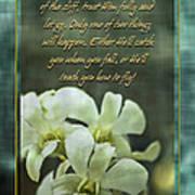 Trusting God Poster