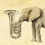 Tuba Poster