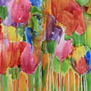 Tulip Palooza Poster