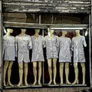 Tunesian Mannequins Poster