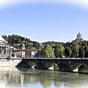 Turin - Italy Poster by Roberto Galli della Loggia