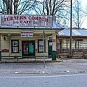 Turners Corner Poster by Bob Jackson
