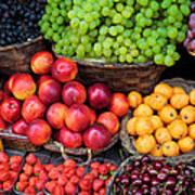 Tuscan Fruit Poster