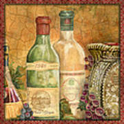Tuscan Wine-a Poster
