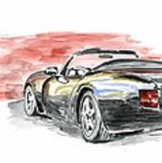 Tvr Griffith Poster