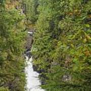 Twin Falls Cascade II Poster