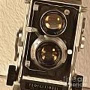 Twin Lens Reflex Redux Poster