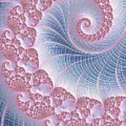 Twirly Swirl Poster