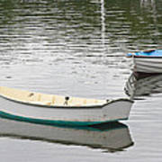Two Boats 2 Poster