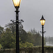 Two Lamps Poster