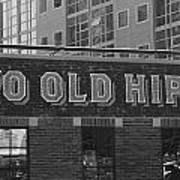 Two Old Hippies In Nashville Poster