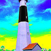 Tybee Island Lighthouse - Photopower Poster