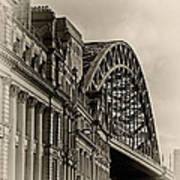 Tyne Bridge Poster