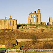 Tynemouth Priory And Castle Poster