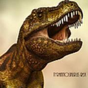 Tyrannosaurus Rex 3 Poster