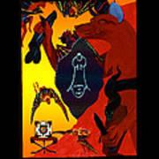 Tzuflifu   - The Emperor Poster
