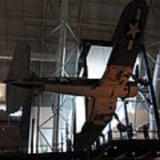 Udvar-hazy Center - Smithsonian National Air And Space Museum Annex - 121248 Poster