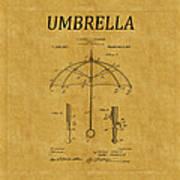 Umbrella Patent 1 Poster