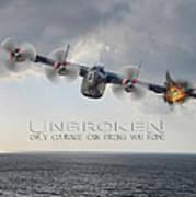 Unbroken V2 Poster