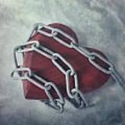 Unchain My Heart Poster by Joana Kruse