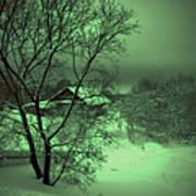 Under Green Moon Poster