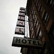 Under Regent Hotel  Poster