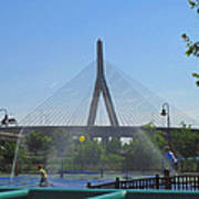 Under The Zakim Poster