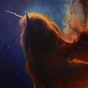 Unicorn Nebula Poster