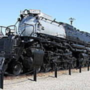 Union Pacific Big Boy Poster