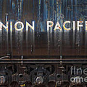 Union Pacific - Big Boy Tender Poster