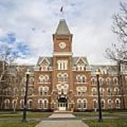 University Hall Ohio State University  Poster