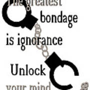 Unlock Your Mind Poster
