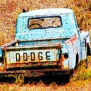 Unsuccessful Dodge Poster