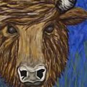Untitled Buffalo 1 Poster