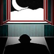 Untitled No.04 Poster by Caio Caldas