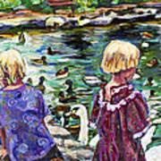 Upper Duck Pond Poster
