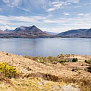 Upper Loch Torridon Poster