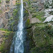 Upper Multnomah Falls Poster