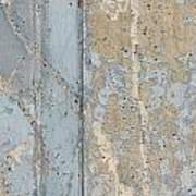 Urban Abstract Concrete 3 Poster
