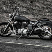 Urban Bike 001 Poster