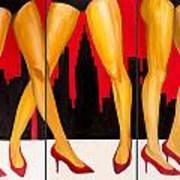 Urban Heels Poster