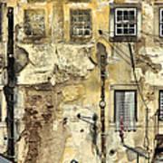 Urban Lisbon Poster